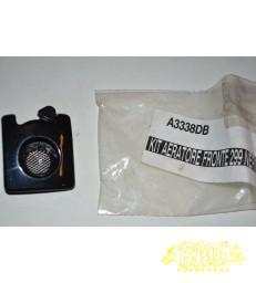 CABERG NERO BLACK FRONT VENTILATOR 299