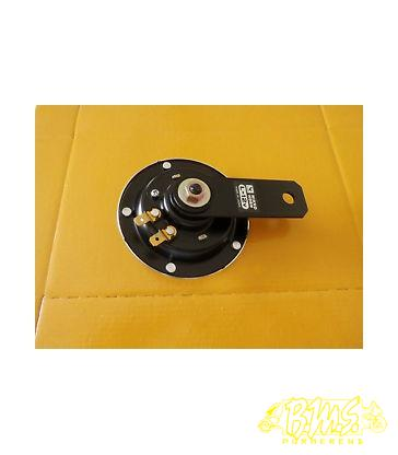 CLAXON / KLAXON / TOETER L12V MOTORFIETS nikko horn made in Japan (CFL-0640-12)