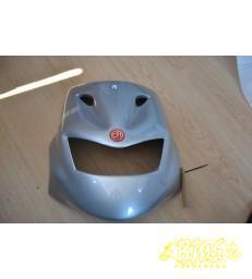 voorscherm koplampscherm grijs-zilver cpi popcorn