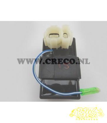 cdi 35KM/U 50XS4T35-HY 3.50-10 / met draad en led op de wiel maat