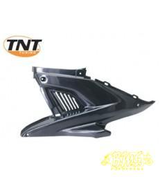 Z-Kap Yamaha Aerox TNT links zwart glans met licht kras