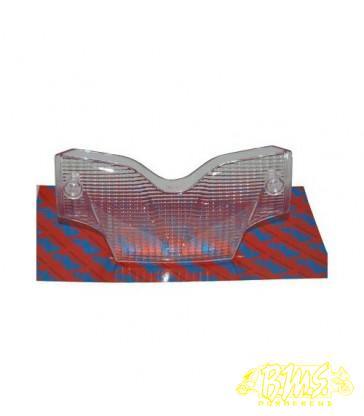 Gilera Runner Achterlichtglas Merk-DMP wit