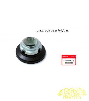 Honda Balhoofdstelmoer ss / cd / dax Singa 53220-098-670