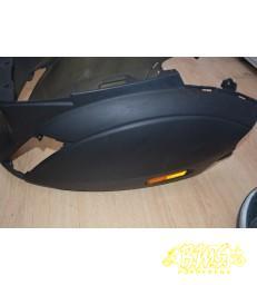 Motorscherm zwart mat Piaggio zip2000  origineel