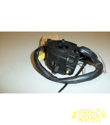 bediening links TSX50 Suzuki RAW