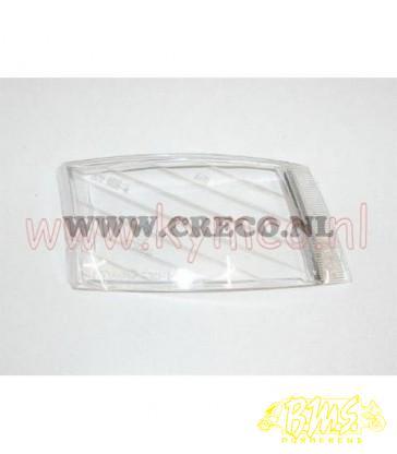 RAW Knipperlicht richtingaanwijzer Kymco RAW GLAS B&W LV 33452-KHD8-9000 PINKER