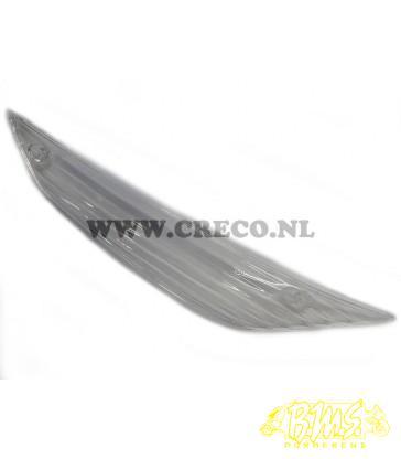 Knipperlichtglas links voor origineel piaggio zip 25km.