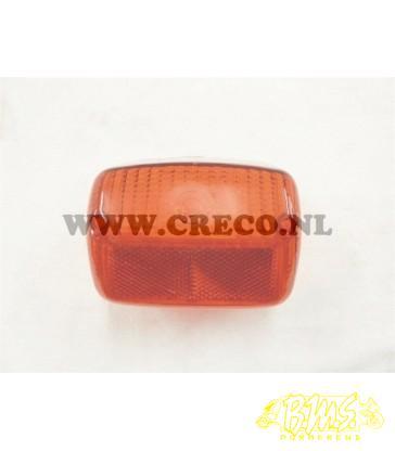 peugeot Fox Achterlichtglas rood