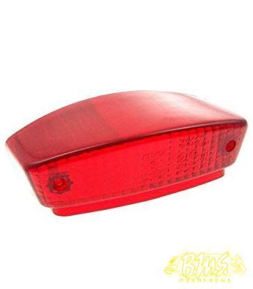 BETA ARK / QUADRA / CHRONO / gilera gsm/DERBI SENDA R. Achterlichtglas rood