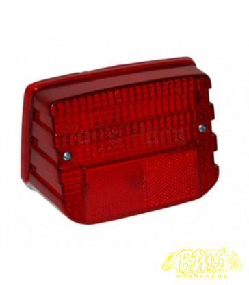 Honda MB50cc / MT50cc Achterlicht inbouw rood COMPLEET Merk-DMP. 11345