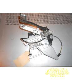 Remsysteem met plaat Yamaha TZR50 Framenr.VTLRA033 Bouwjaar 2010
