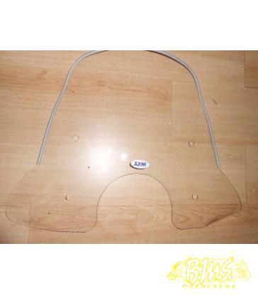 SYM Fiddle-2 50-125 wind scherm zonder bevestiging set