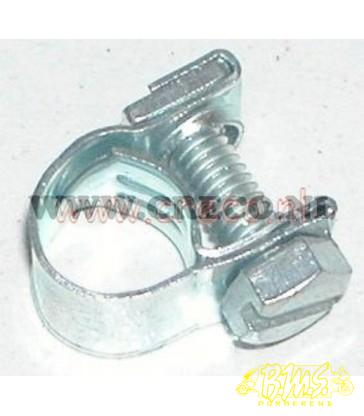 8 MM Slangenklem (zeskant Knijpslangenklem)