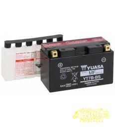 Accu merk-Yuasa YT7B-BS