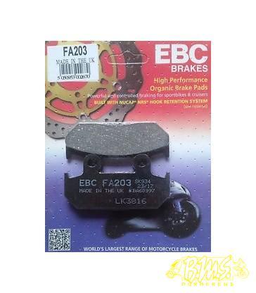 EBC Double-H High Performance