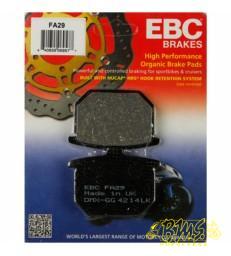 EBC FA 29  Remblokset / Ferodo FDB182p  69x49x9,5
