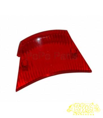 Achterlichtglas rood Origineel 581594 KLEIN EN SCHUINHOEKIG
