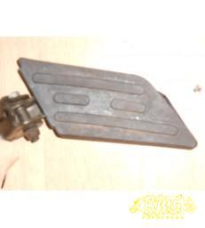 Duostep /steun rechts Peugeot Kisbee bouwjaar 2011. frame nr VGAK1ABAA0J Afgelezen km-stand  11816