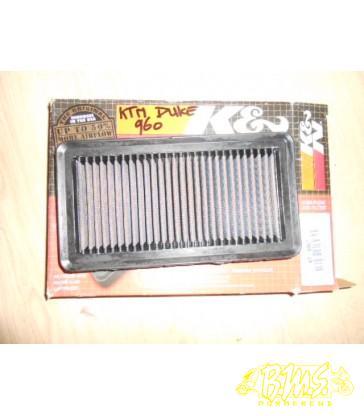 K&N Luchtfilter KTM DUKATI 960 kt-6907 GEBRUIKT als nieuw