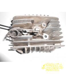 Cilinderkop Gilera Citta Piaggio Si framenr.zapca500 bouwjaar van voor 2005 afgelezen km-stand 33130