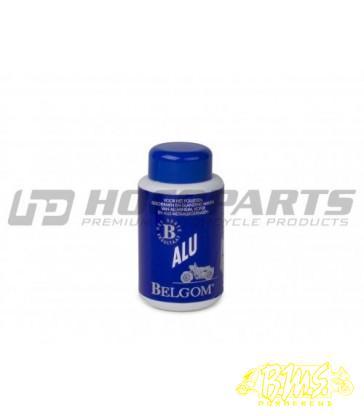 BELGOM ALU voor het polijsten beschermen en glanzend maken van Aluminium,koper e alle metaallegeringen enz