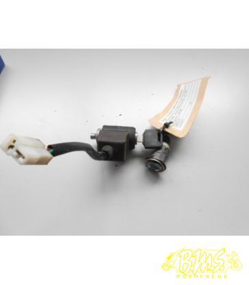 Contactslot met 1 sleutel EVT Roller framenummer-ZG2RLSS48MR Bouwjaar-2007 45km/u