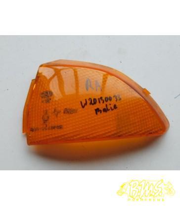 RAW Balie Honda / sj50 zdcaf32e 1999: rechter achter knipperlichtglas RAW