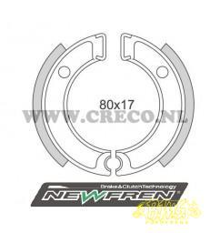Remsegmentenset Voor Merk-Forma J 1193