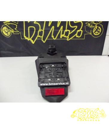 Verlengstuk achterspatbord Kymco super8