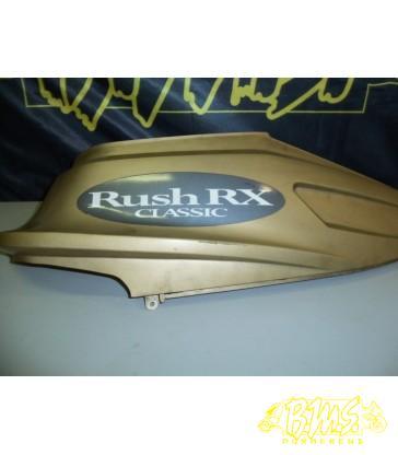 Motorscherm Classic rechts Rush Hyosung RX paar krasjes
