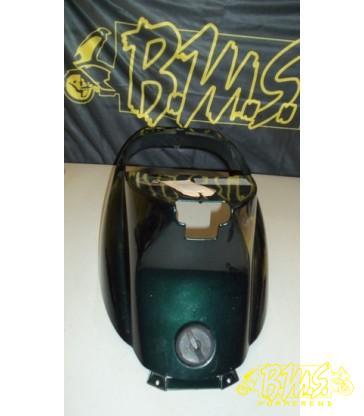 motorscherm Bajaj Spirit Met kraan