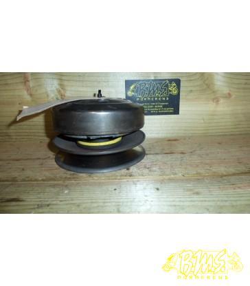 Koppeling drukveer geel Kymco Super9 lc-9-S1. Frame nr. RFBS1001. Bj.voor2005