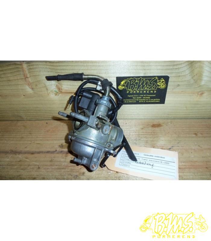 carburateur keihin 131wugk-pb Kymco lc-9-S1.Super9 Frame nr. RFBS1001. Bj.voor2005