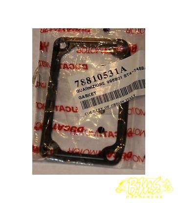 DUCATI 78810531A EXHAUST VALVE COVER GASKET NOS OEM 996B01 ST4-748B/02 PER STUK