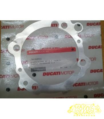 DUCATI CYLINDER GASKET THICKNESS 0.3 mm 78610491A NEW cilinder